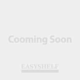 Cigarette Display Cabinet 50cm - 6 Shelves - 7 Pusher