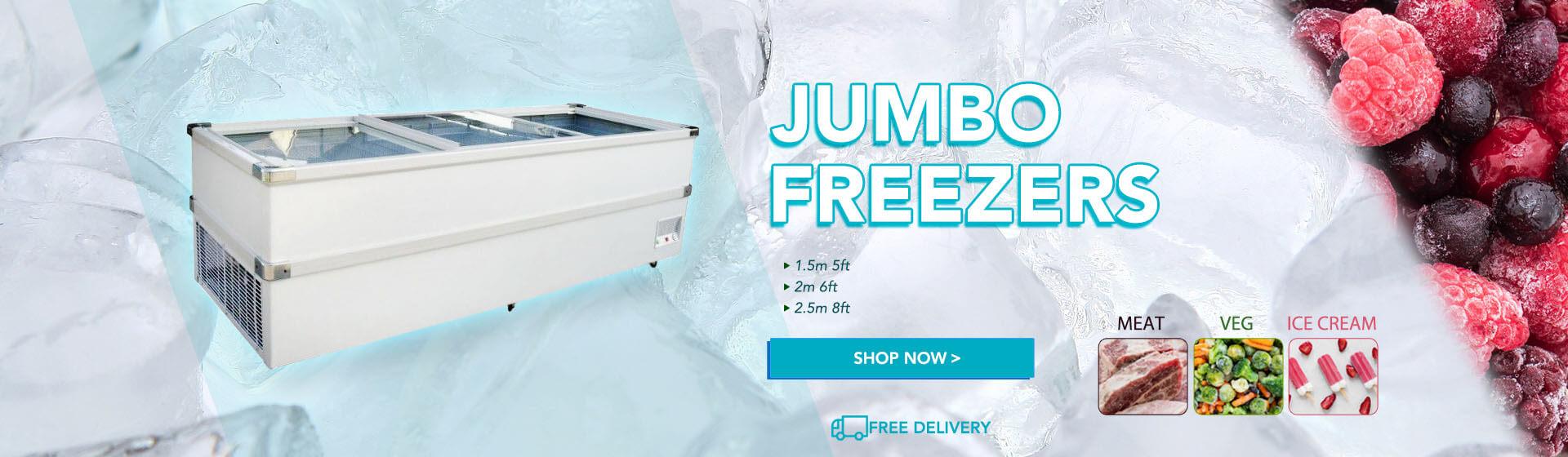 Jumbo Chest Freezer