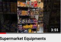 super market equipments